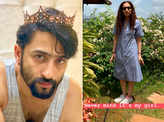Is Shaheer Sheikh dating Ruchikaa Kapoor? Actor's comment on her post goes viral