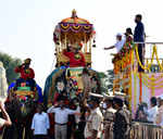 Mysuru gives grand Dasara procession a miss