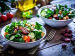Include salad in each meal