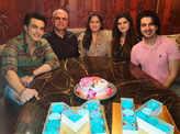 Yeh Rishta Kya Kehlata Hai's Mohsin Khan rings in his birthday with family
