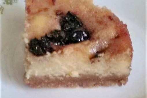 Blueberry Cheescake Bites