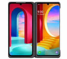 LG launches Wing and Velvet smartphones