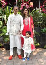 Pre-wedding party of Kajal Aggarwal and Gautam Kitchlu
