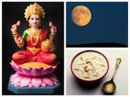 Sharad Purnima 2020: Kojagari Lakshmi Puja, vrat vidhi, timings and prasad