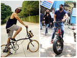 Shahid Kapoor to Ranbir Kapoor: Bollywood stars and their fancy cycles that cost a fortune