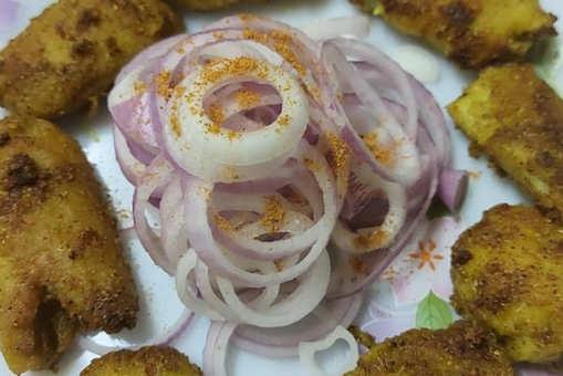 Arbi Masala Kebab
