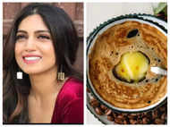 This is what Bhumi Pednekar adds to her morning coffee