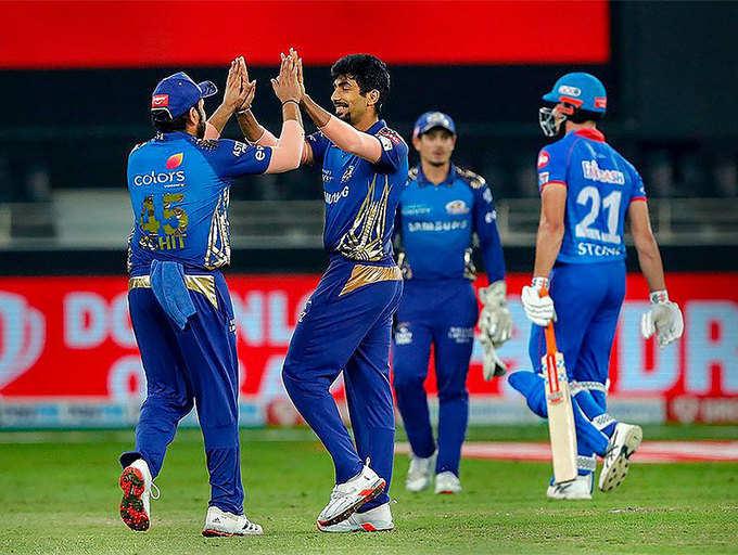 IPL 2020, Qualifier 1: Mumbai Indians vs Delhi Capitals | The Times of India