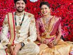 'Bigg Boss Telugu 2' fame Samrat Reddy ties the knot