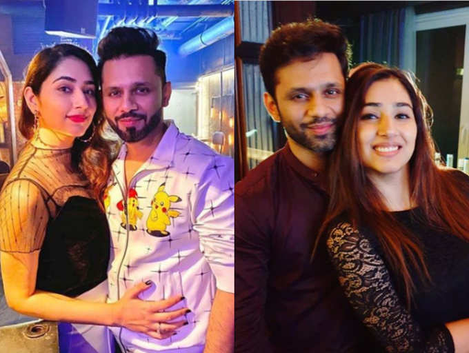 Bigg Boss 14's Rahul Vaidya proposes to girlfriend Disha Parmar for marriage  on national TV; a look at their adorable relationship | The Times of India