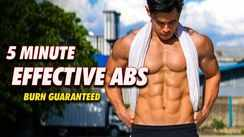 5 minute effective abs workout