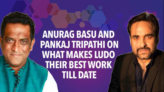 """I would love to play Sattu if I had to swap places with Pankaj Tripathi the actor,"" says Anurag Basu"