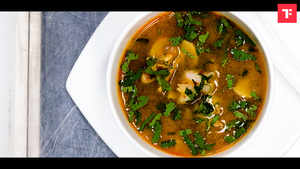 Watch: How to make Tom Yum Soup