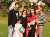 Inside pictures from Neha Dhupia's daughter Mehr's 'Mickey and Minnie' themed birthday party