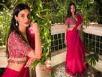 Diana Penty's sari