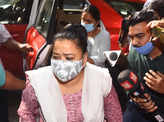After raid, pictures of comedian Bharti Singh and her hubby from NCB office go viral...