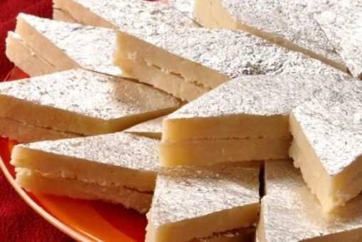Cashew Fudge