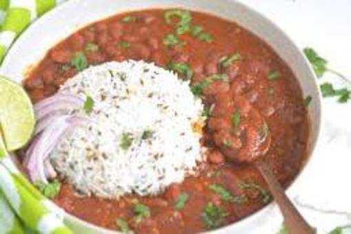 Punjabi-Style Rajma