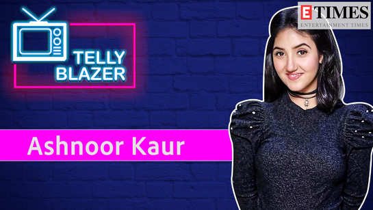 #TellyBlazer: Patiala Babes' fame Ashnoor Kaur reacts to romancing on-screen: I want to play my age