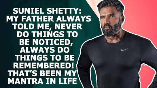 "#BigInterview! Suniel Shetty on his Bollywood journey: ""I am 120 films old but if Ahan wants to do 20-25, I am okay with it"""