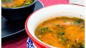 Watch: How to make Tomato Rasam