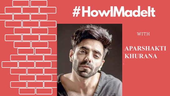 "#HowIMadeIt, Aparshakti Khurana: ""People have run up to me for autographs thinking I'm Ayushmann"""