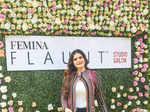 Zareen Khan launches Femina FLAUNT Studio Salon