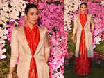 Sari with a jacket