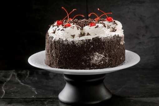 Choco Black Forest Cake