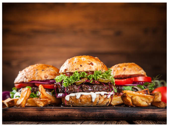 5 Delicious Burger Recipes To Try At Home The Times Of India
