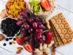 Consume healthy snacks