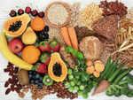 Eat a fibre-rich diet