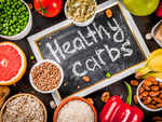 Eat healthy carbs