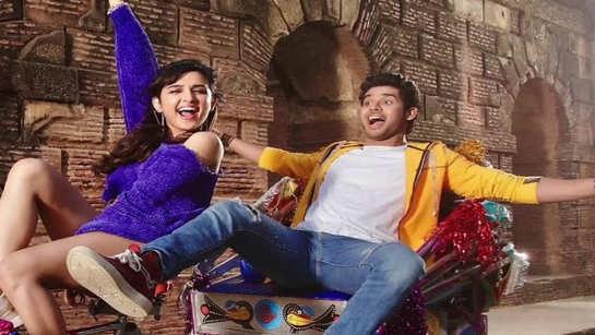 Shilpa Shetty, Abhimanyu Dassani, Shirley Setia starrer film 'Nikamma' new poster out
