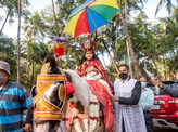 The three Kings feast celebrated at Cansaulim Goa