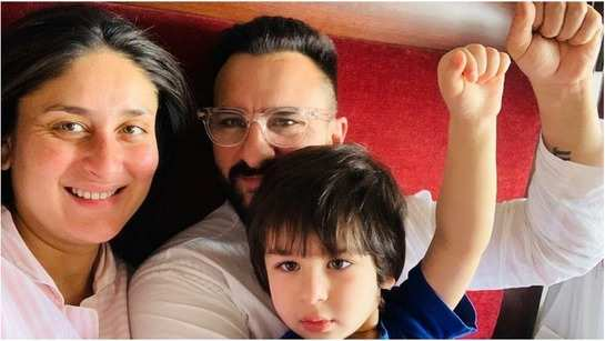 Paternity break for Saif Ali Khan