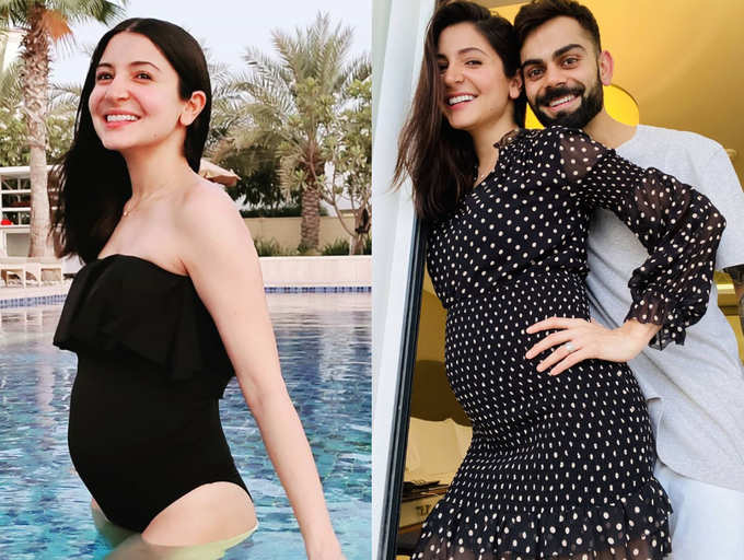 5 Maternity Outfits We Will Miss Seeing New Mummy Anushka Sharma In The Times Of India