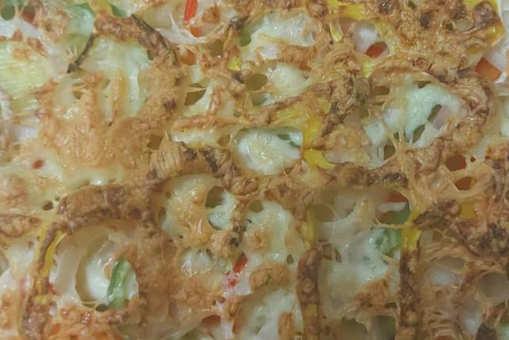 Vegetable Pasta Augratin