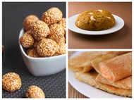 Traditional Makar Sankranti sweet recipes from different parts of the country
