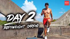 Day 2 - Bodyweight Cardio