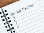 6 psychological tips for sticking to your new year's resolutions