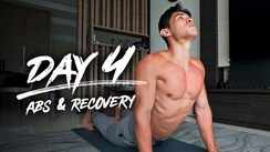 Day 4 - Abs & Recovery