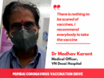 Dr Madhav Karant