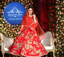 Celebrities at the 12th edition of Bridal Show