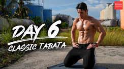 Day 6 - Classic Tabata