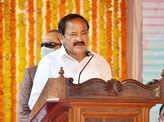 Venkaiah Naidu attends Goa Legislators' Day event