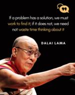 "Dalai Lama on ""emotional disarmament"""