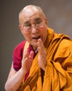 Dalai Lama continues to inspire