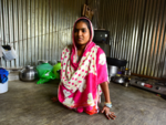 A morning routine that cost Shobha her legs