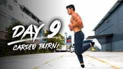 Day 9 - Cardio Burn!